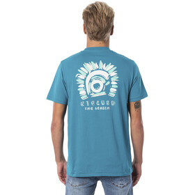 Rip Curl K-Fish Art T-Shirt Herren teal